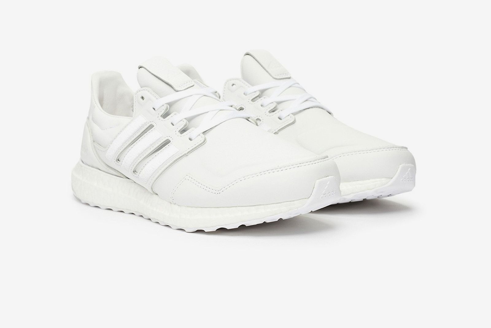 adidas Ultraboost Leather white
