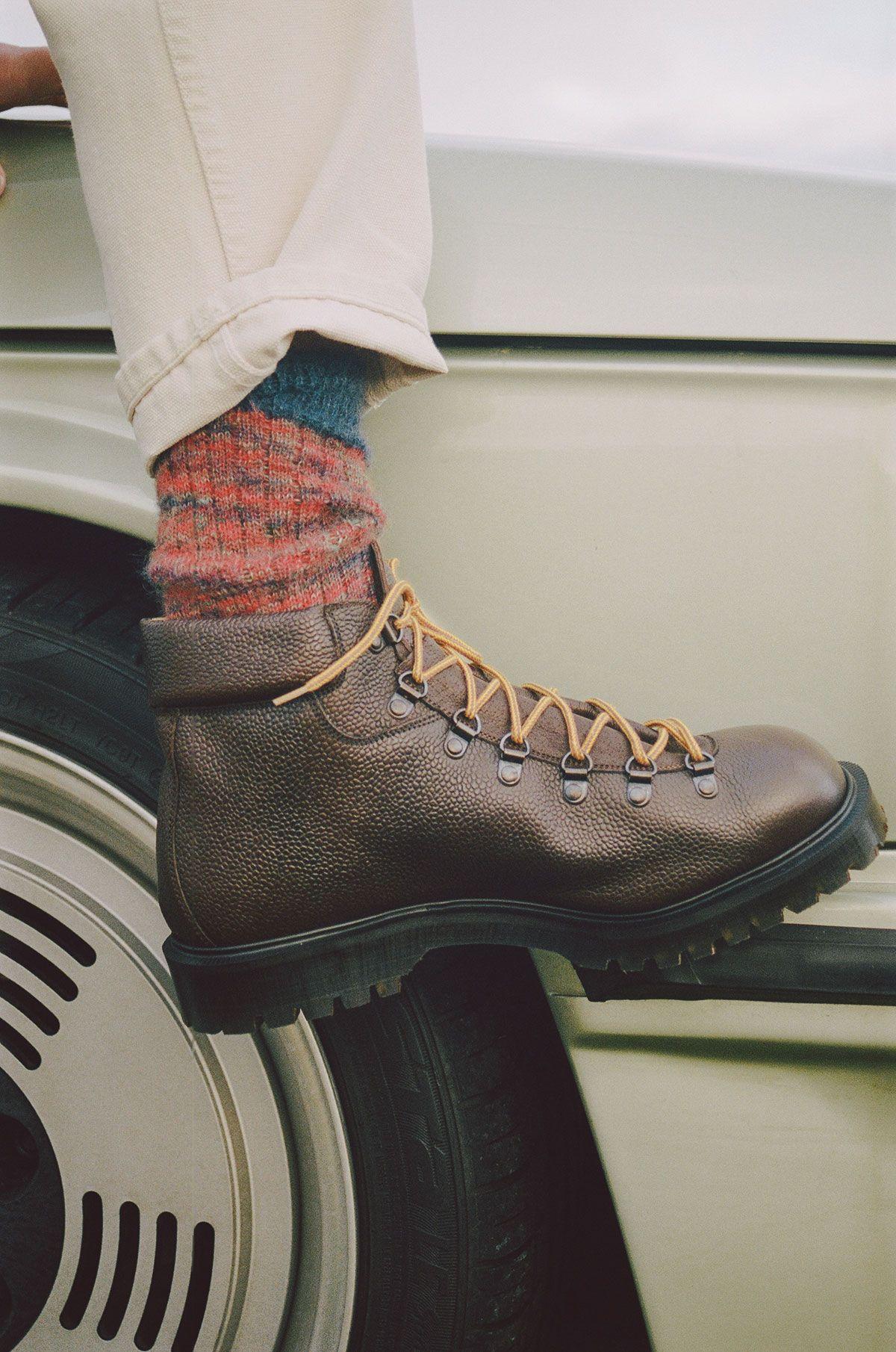 YMC x Solovair Walking Boot