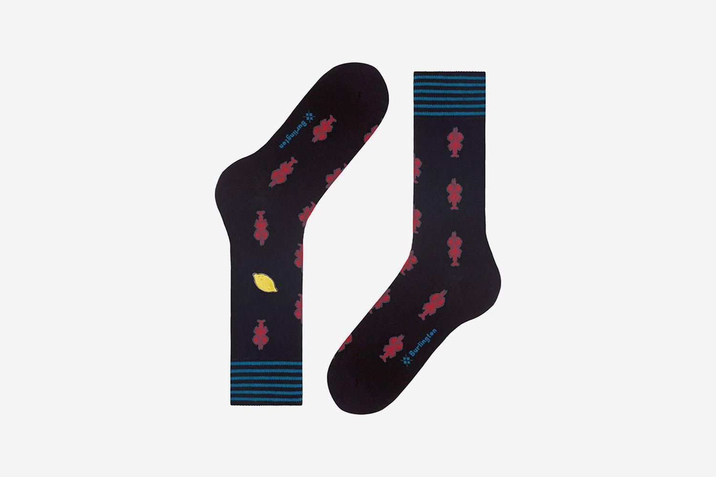 Lobster Men Socks
