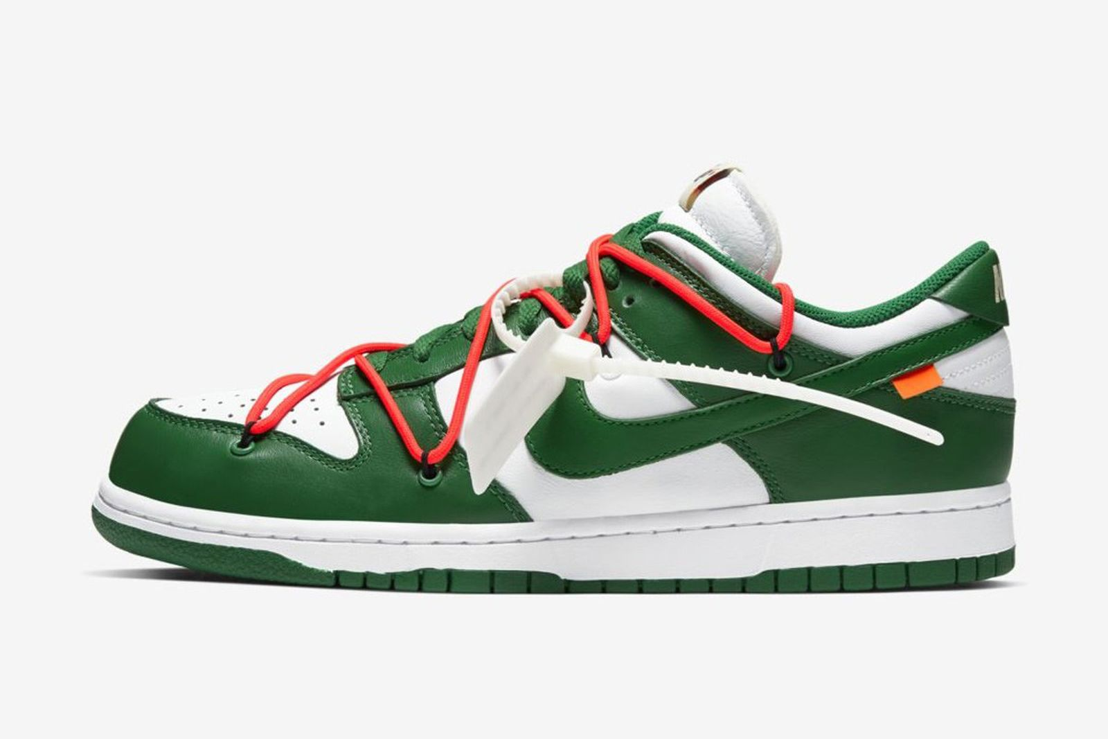 Off-White™ x Nike Dunk Low