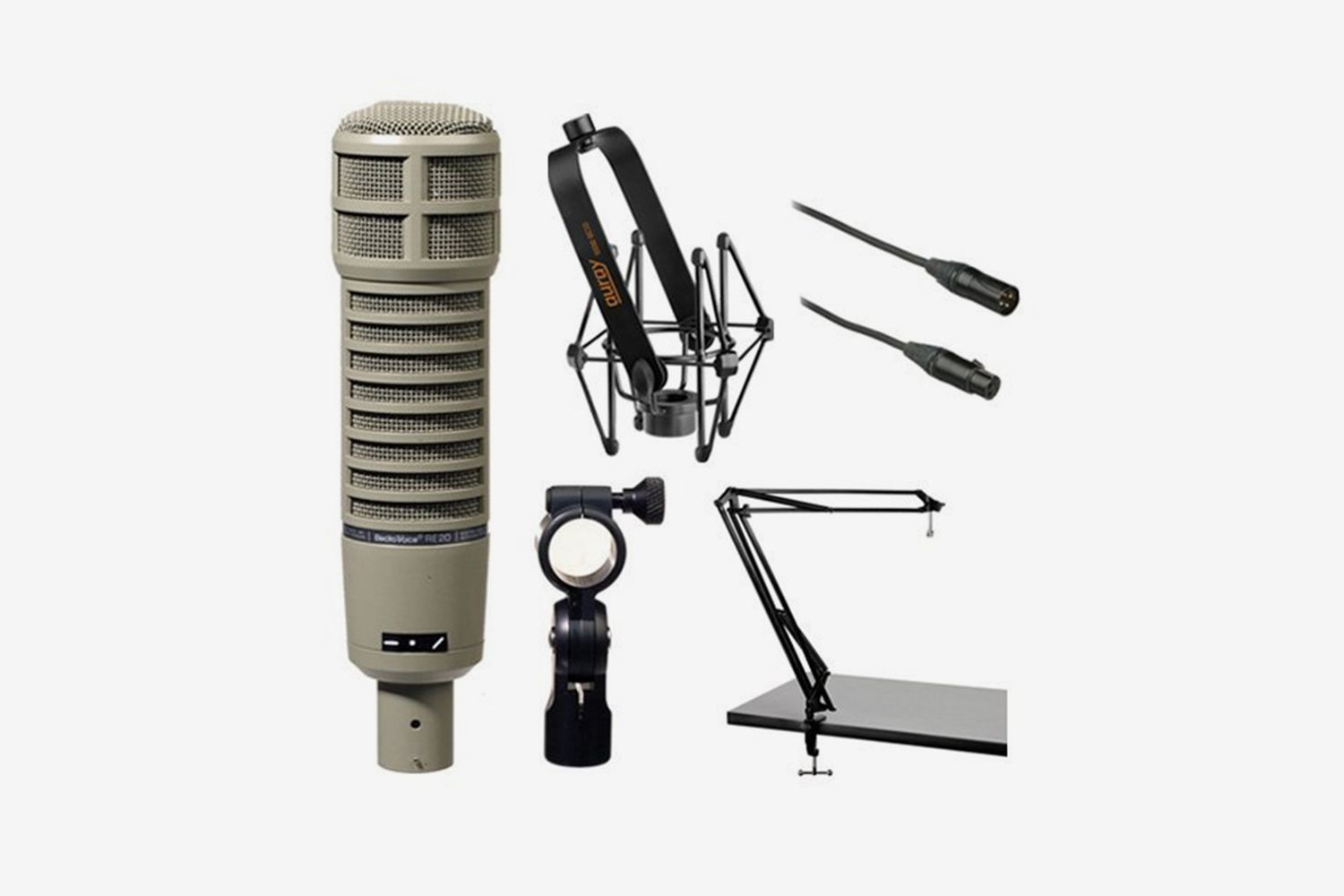RE20 Microphone Kit