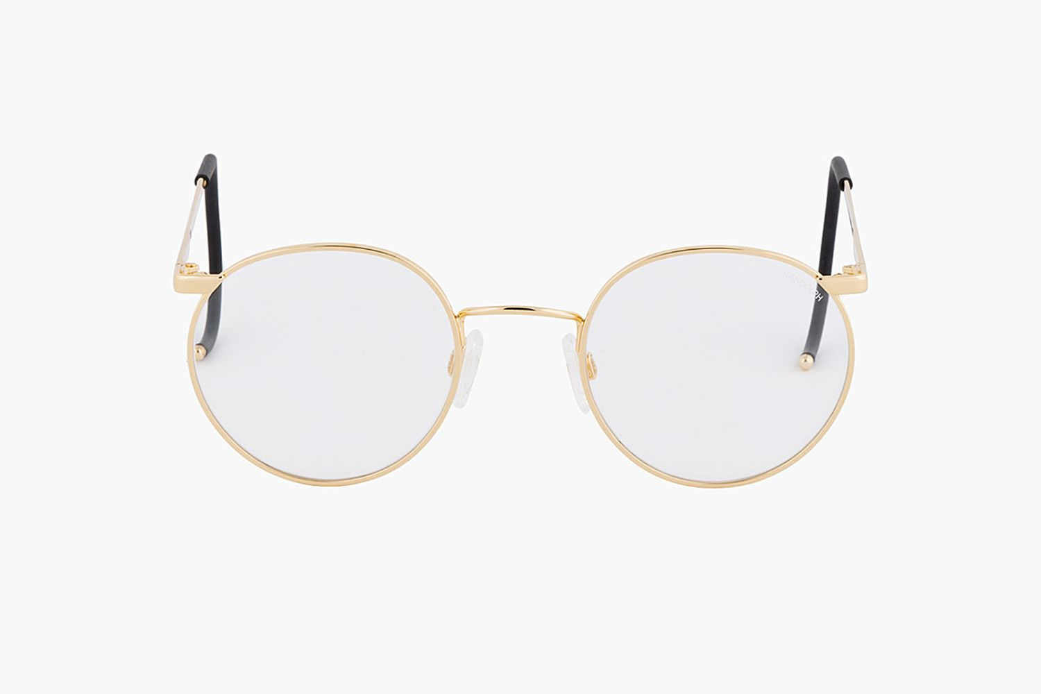 Gold P-3 Glasses