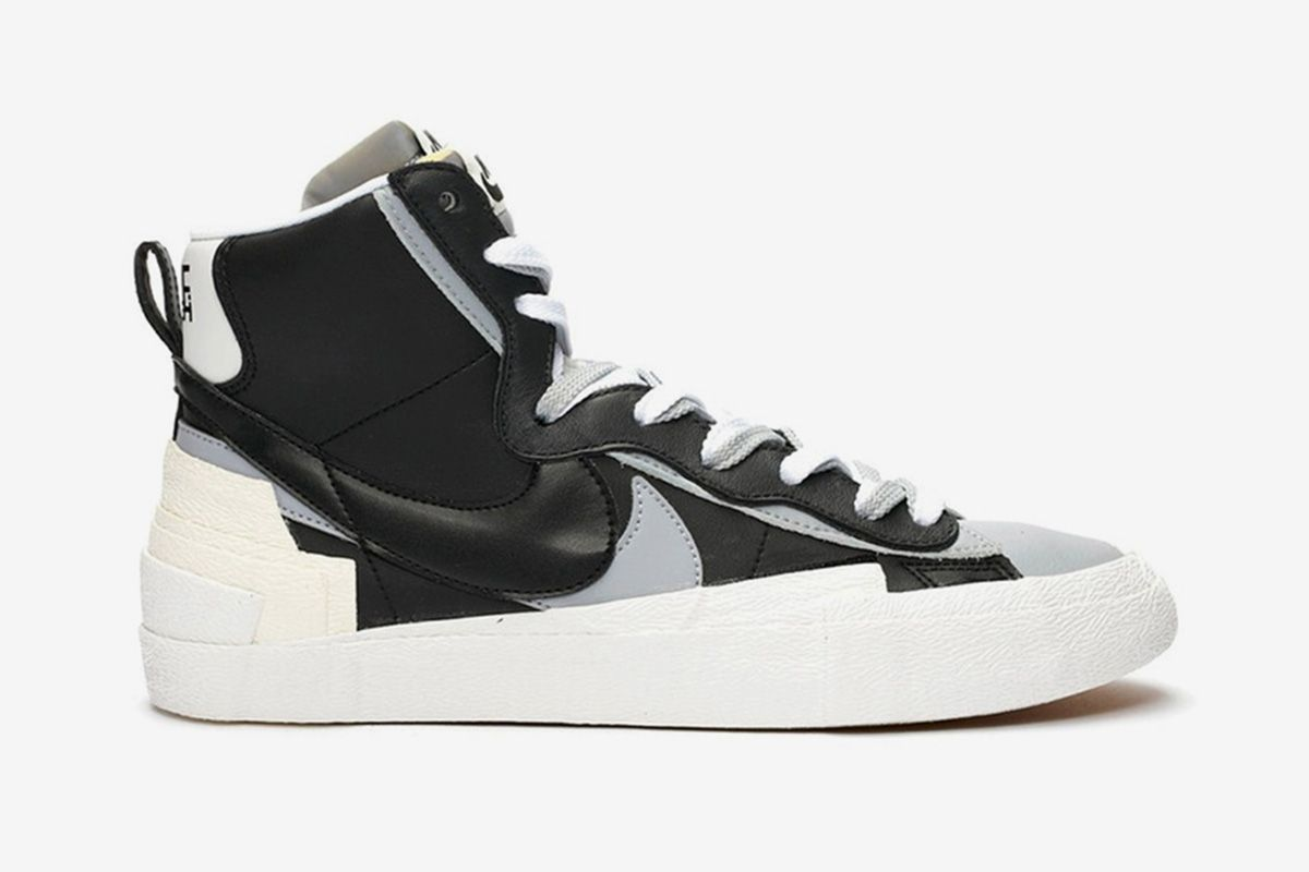 You Can Already Cop the sacai x Nike Blazer Mid at StockX 1