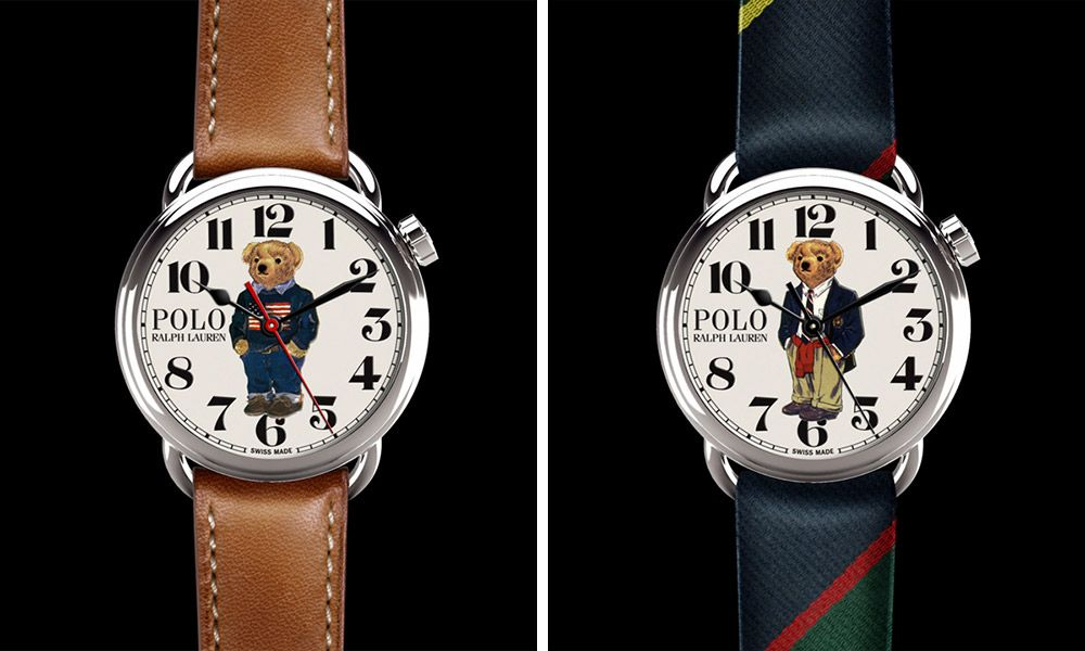 deeb9f0aa Polo Ralph Lauren Watch Collection  Release Information