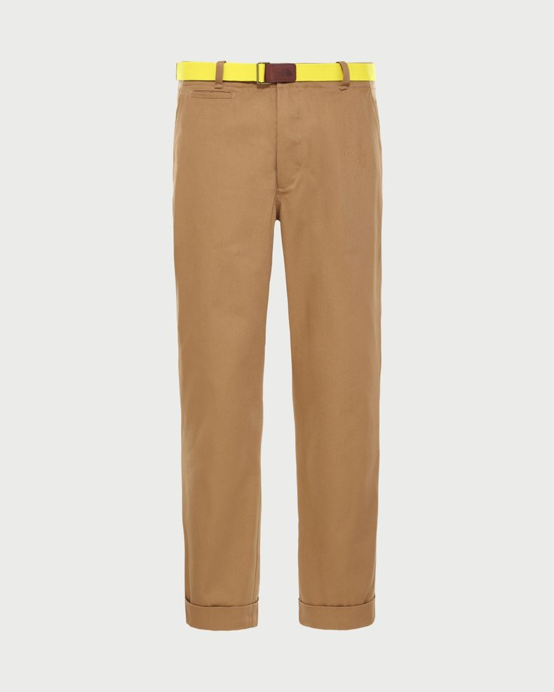 The North Face Brown Label — Twill Trouser Utility Brown Men