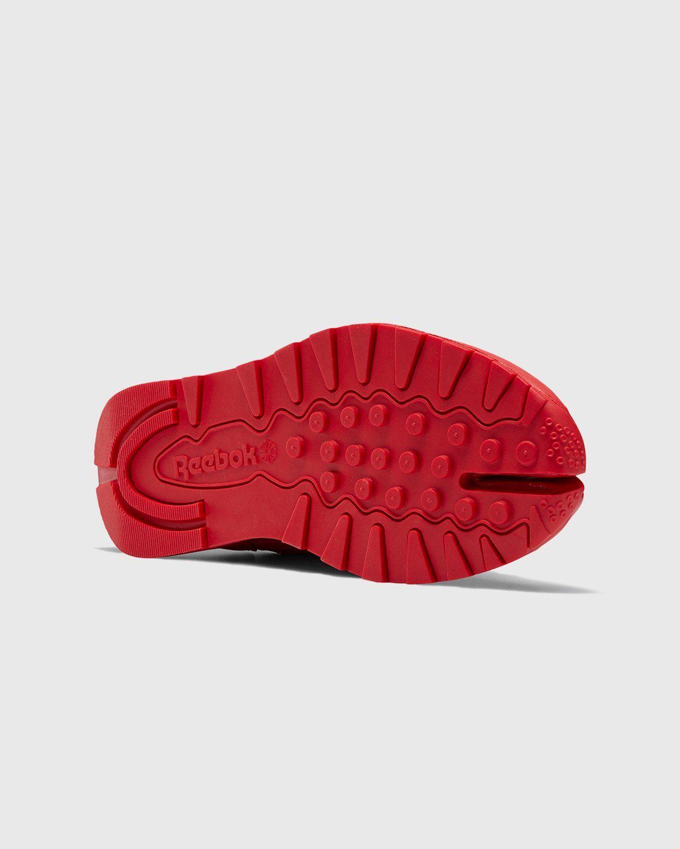 Maison Margiela x Reebok — Classic Leather Tabi Red - Image 7