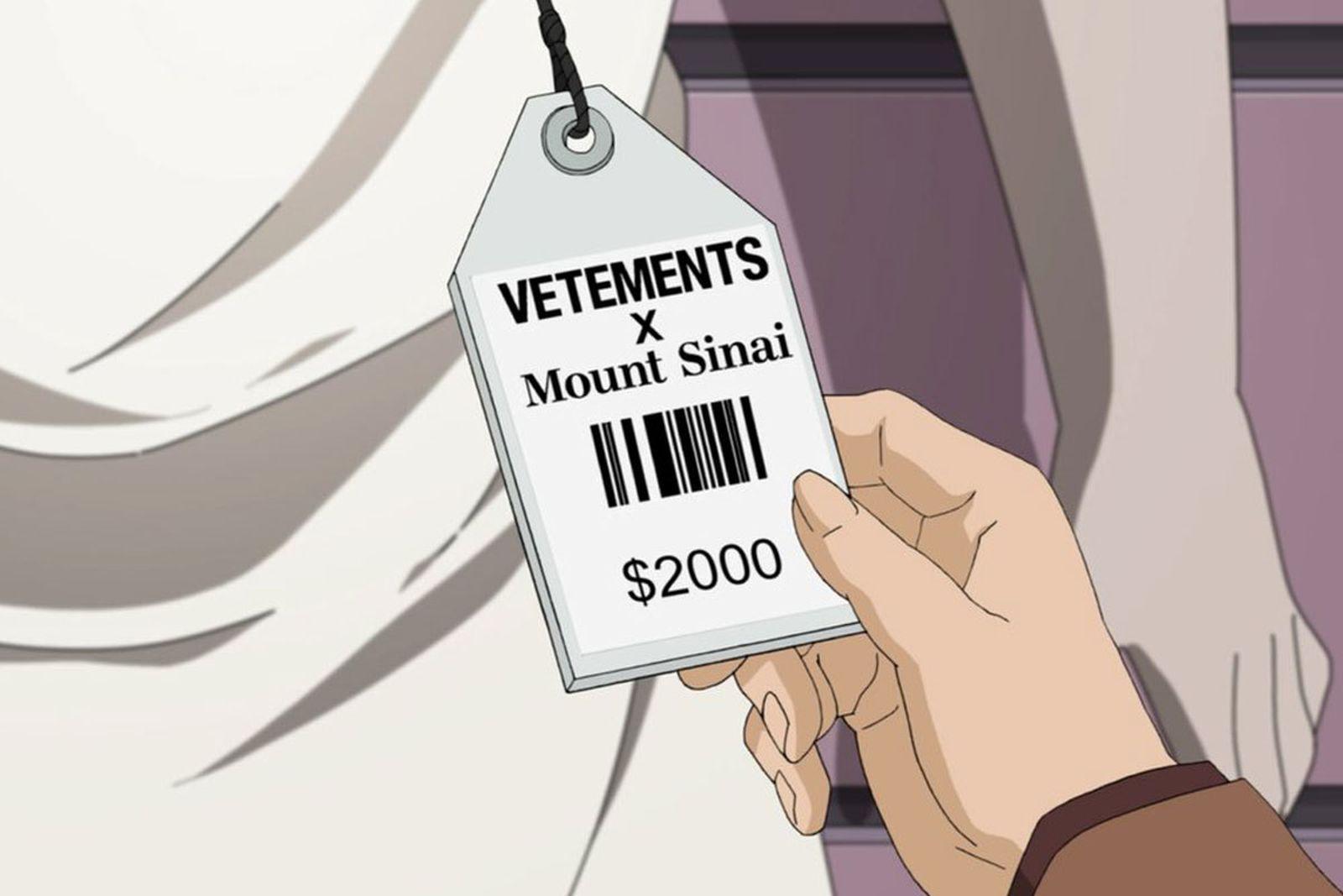 neo yokio pink christmas fashion references vetements anime jaden smith netflix