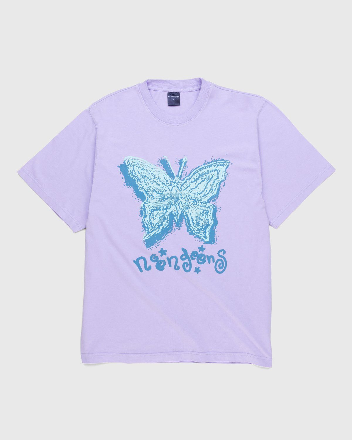 Noon Goons – Fly High T-Shirt Lavender - Image 1