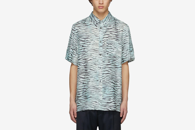 Silk Rooney Shirt