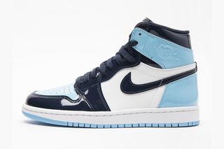 "4b662161772e Nike Air Jordan 1 ""UNC"" Patent Leather  Where to Buy Today"