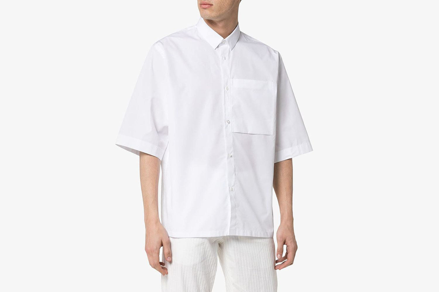 Silence Large Pocket Shirt