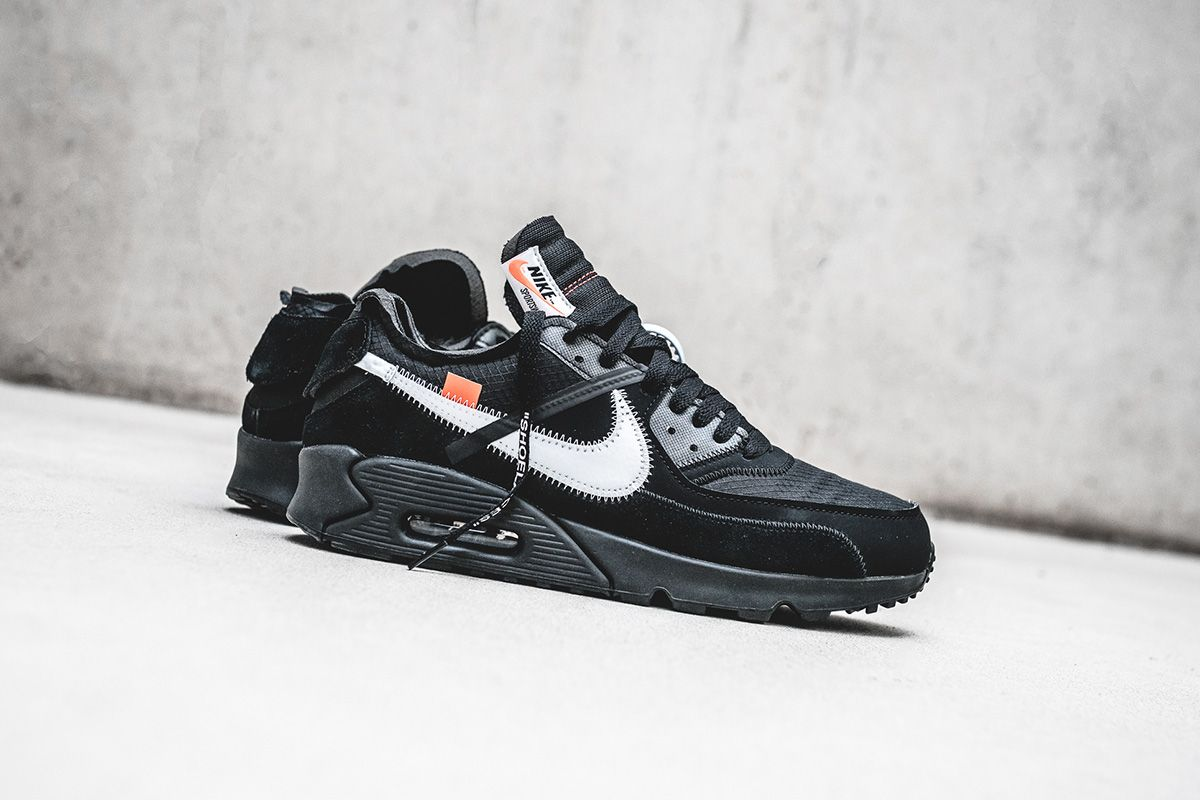 air max 90 nere off white