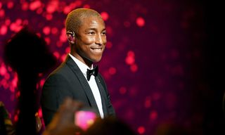 """Pharrell Says He Originally Wrote """"Frontin'"""" for Prince"""
