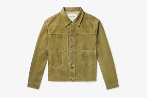 Sundae Organic Selvedge Denim Jacket