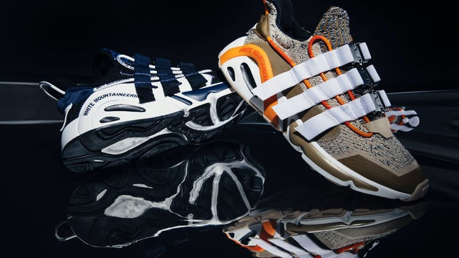ADIDAS X WHITE MOUNTAINEERING LXCON - campaign