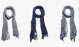 Apolis Create 3 Handloomed Organic Cotton Scarves for Ace Hotel