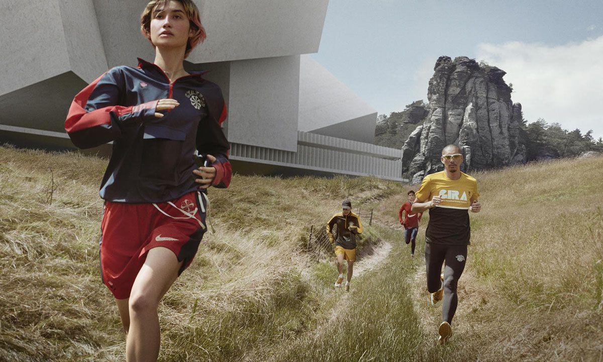 Jun Takahashi Hits the Trails for New Nike GYAKUSOU Running Collection