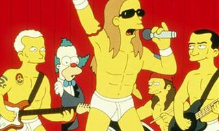 Our 10 Favorite Musical Cameos from 'The Simpsons'