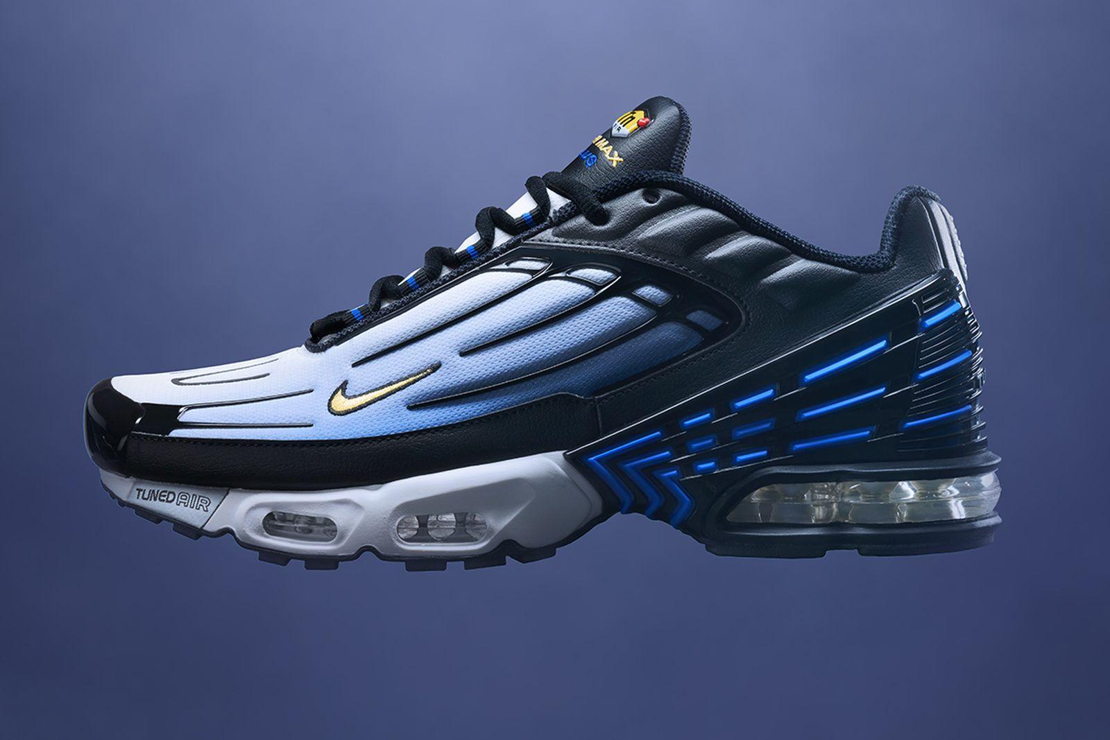 Foot Locker Drops Nike Air Max Plus 3 in OG Colorway