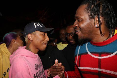 Pharrell Williams Pusha-T