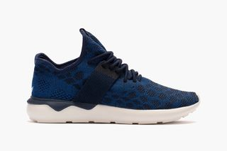 "outlet store d0151 376db adidas Originals Drops the Tubular Runner Primeknit in a ""Navy Royal""  Colorway"