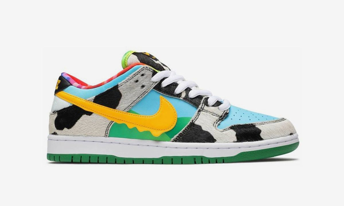 Shop the Ben & Jerry's x Nike SB Dunk at StockX
