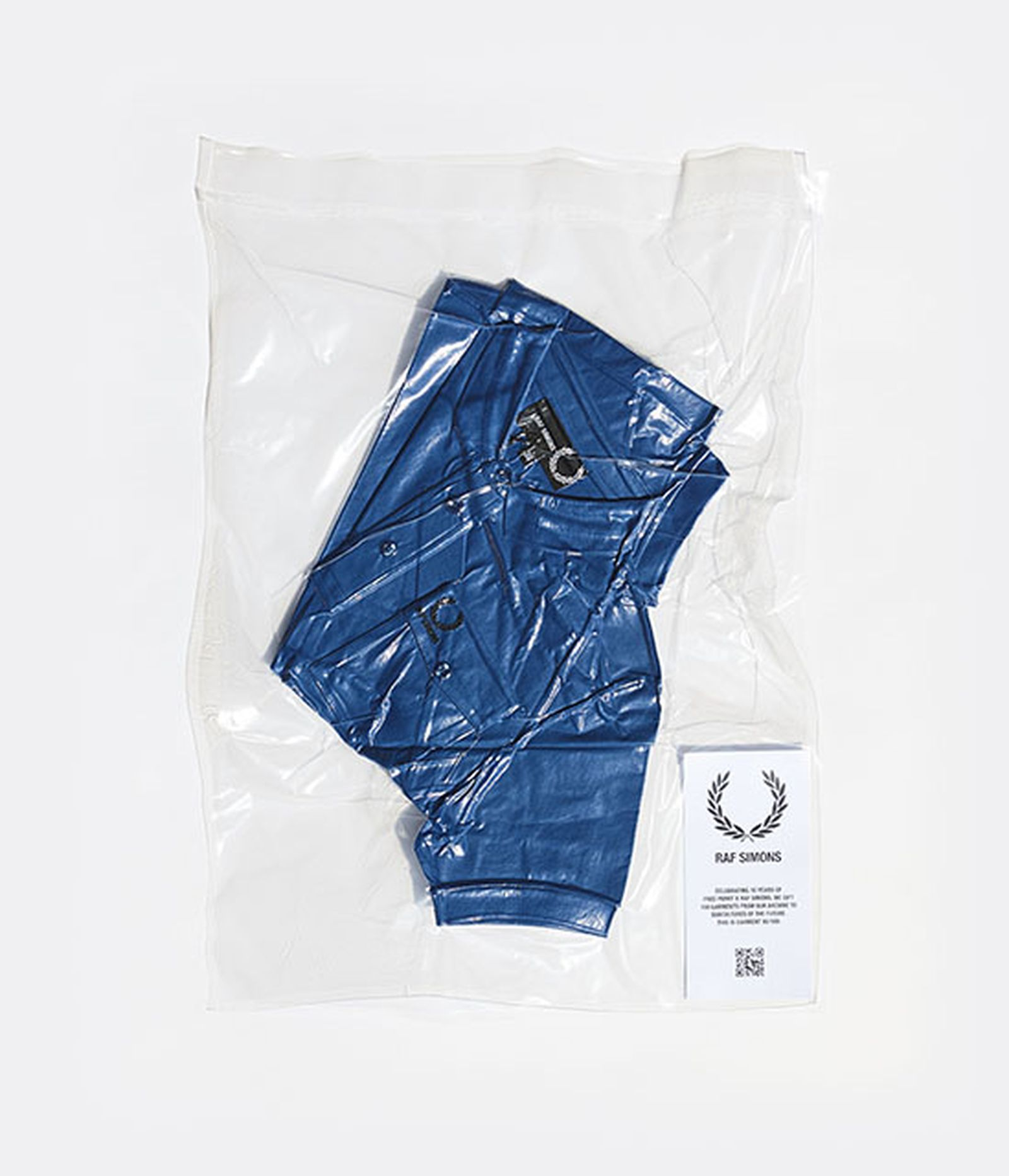 fred perry raf simons 10 year collection