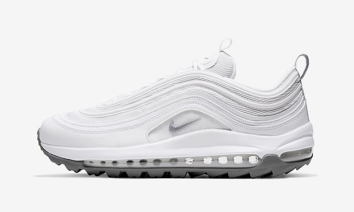 "Nike Air Max 97 G ""Triple White"""