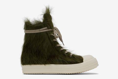 Pony Hair Sneakers