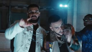 french montana ft drake no stylist video
