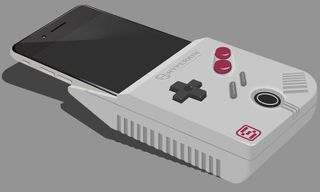 SmartBoy Turns Your iPhone 6 Into a Real Game Boy