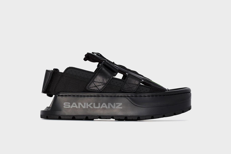Double Strap Shoe