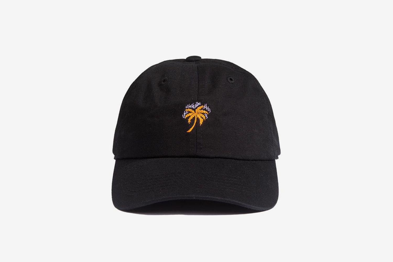 Burning Palm Cap