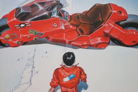 akira new anime series Katsuhiro Otomo