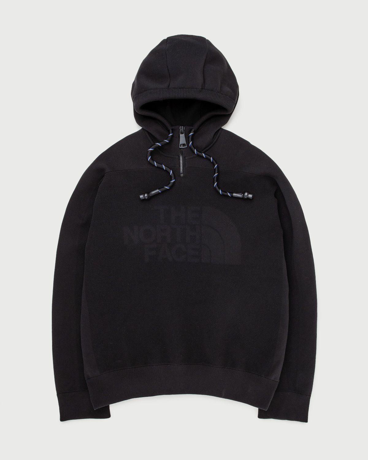 The North Face Black Series - Engineered Knit Hoodie Black - Image 1