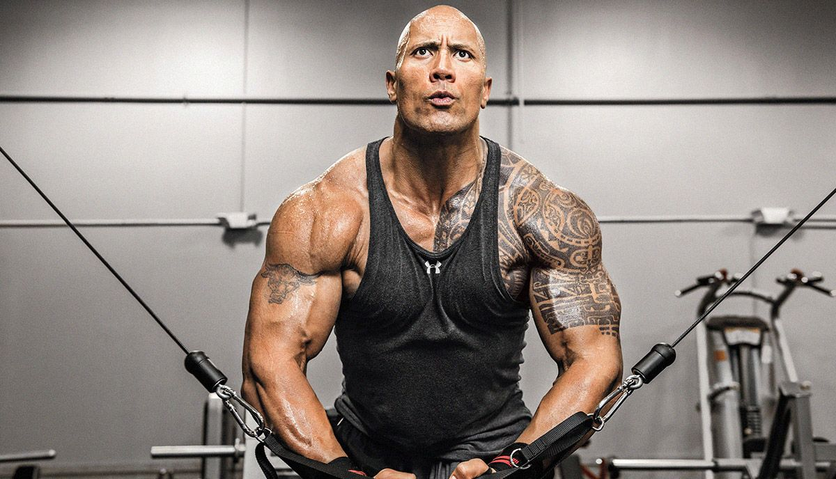 The Unbelievable True Story Of Dwayne The Rock Johnson