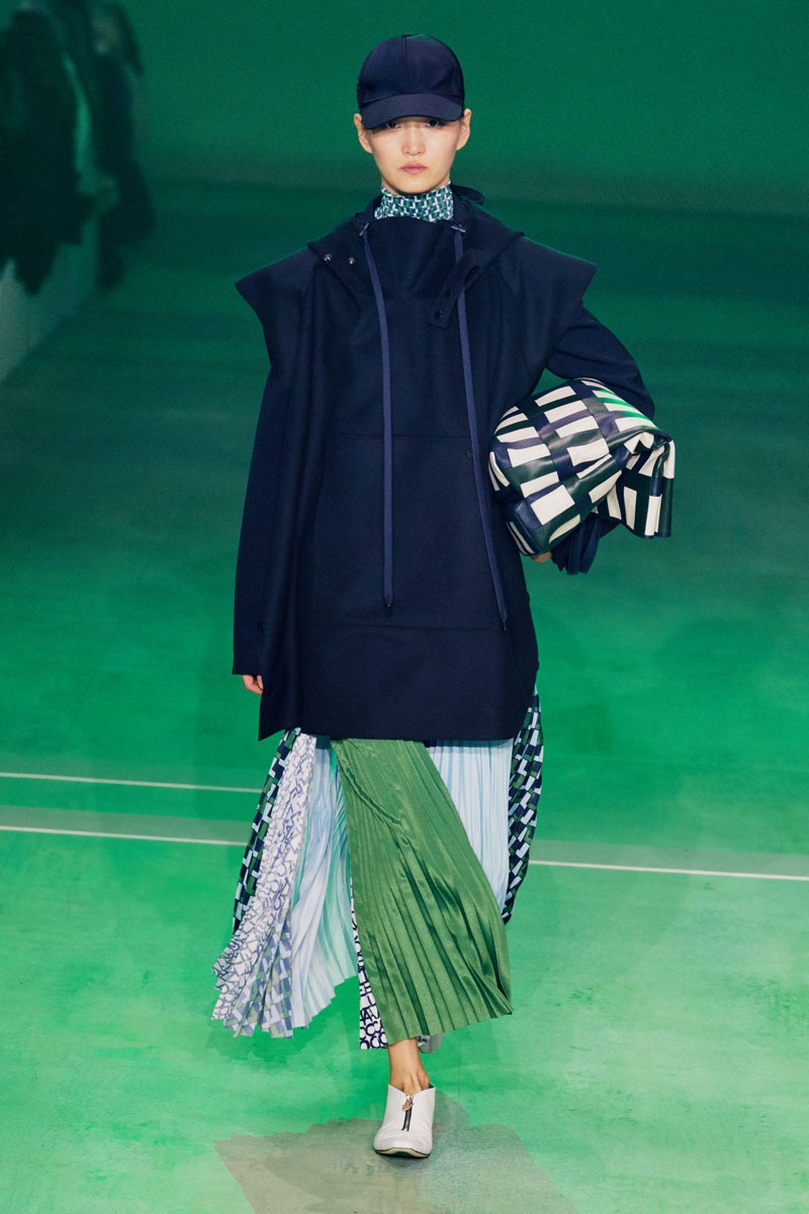 46lascoste fw19 paris fashion week Louise Trotter lacoste runway
