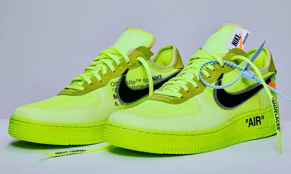 al exilio segundo ballena  OFF-WHITE x Nike Air Force 1 2018: Where to Buy Today