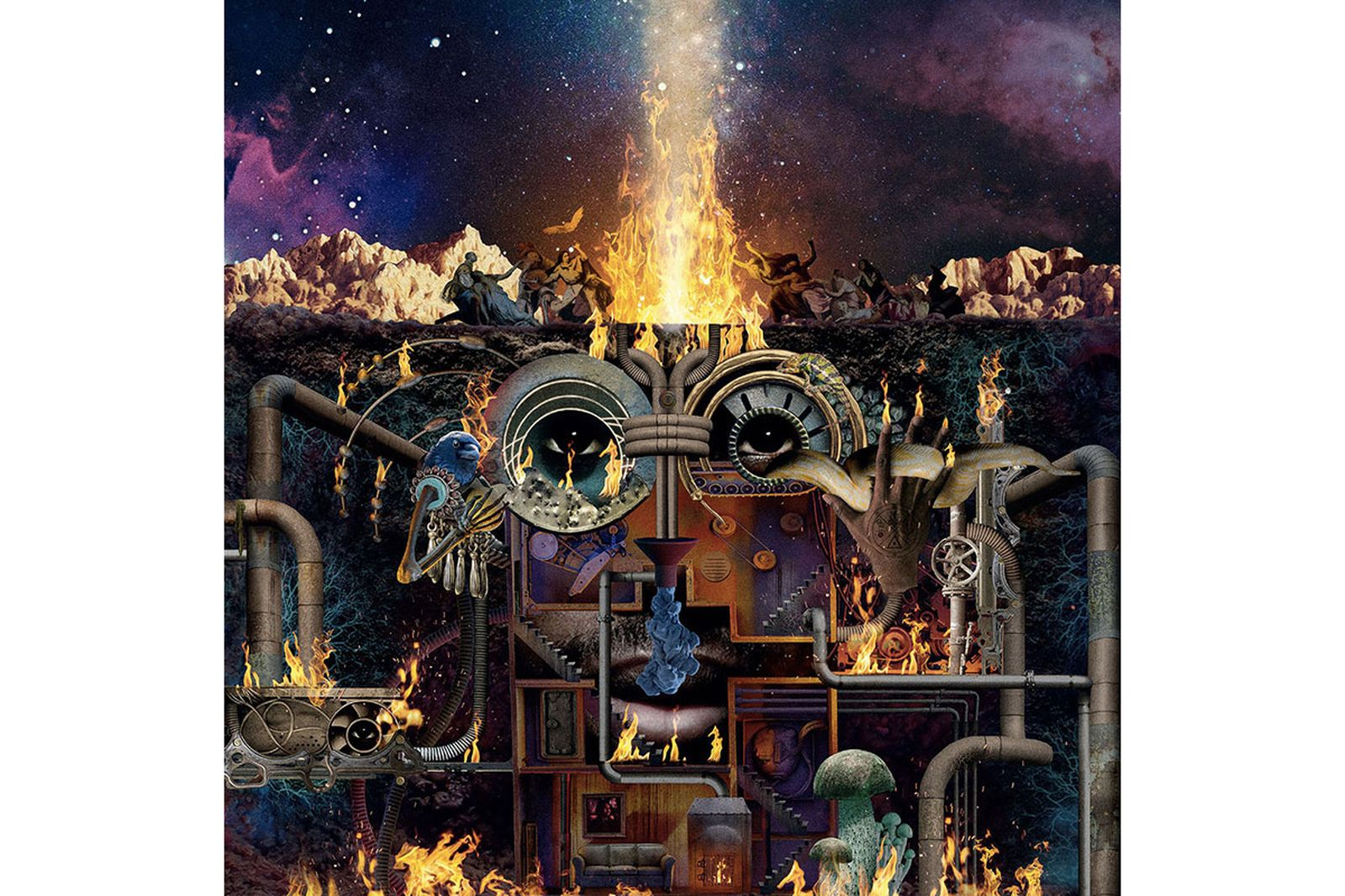 flying lotus flamagra review