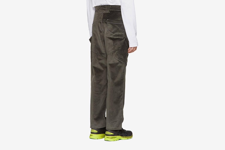Velvet Service Pants
