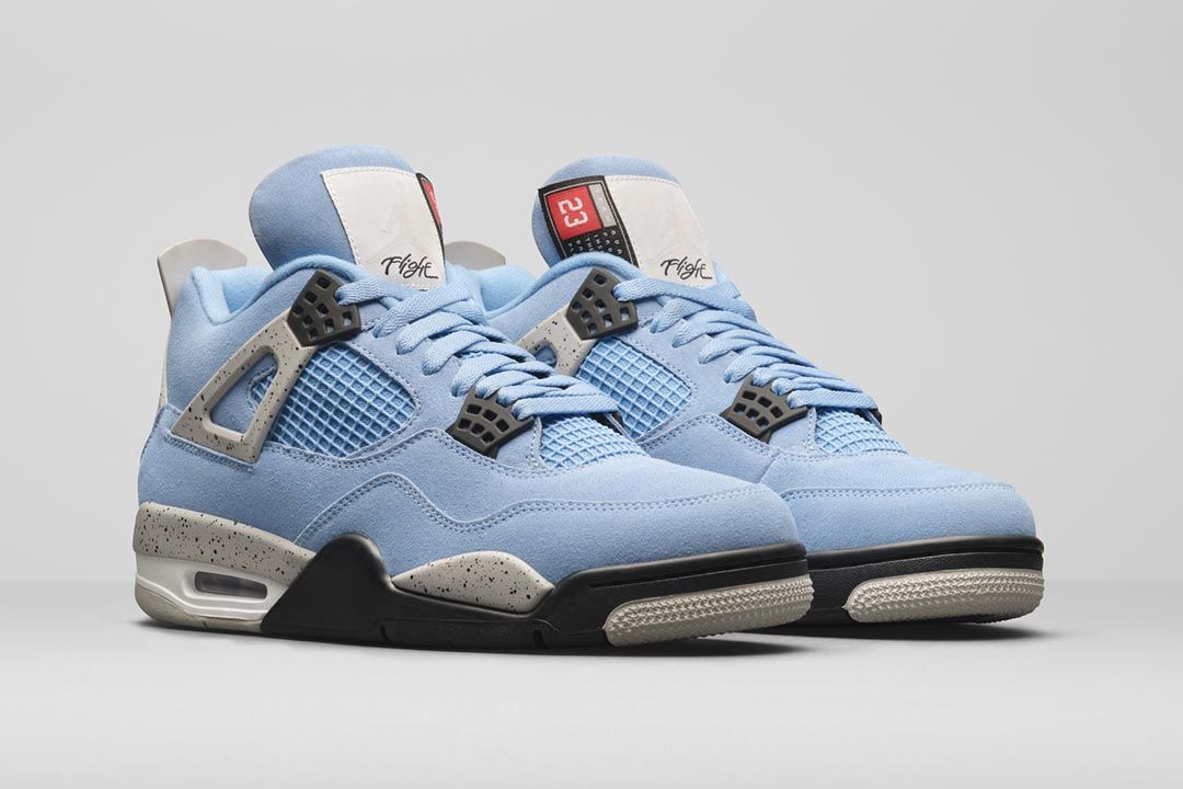 """Nike's """"UNC"""" Air Jordan 4 Is Rumored to Be Dropping for March Madness 3"""