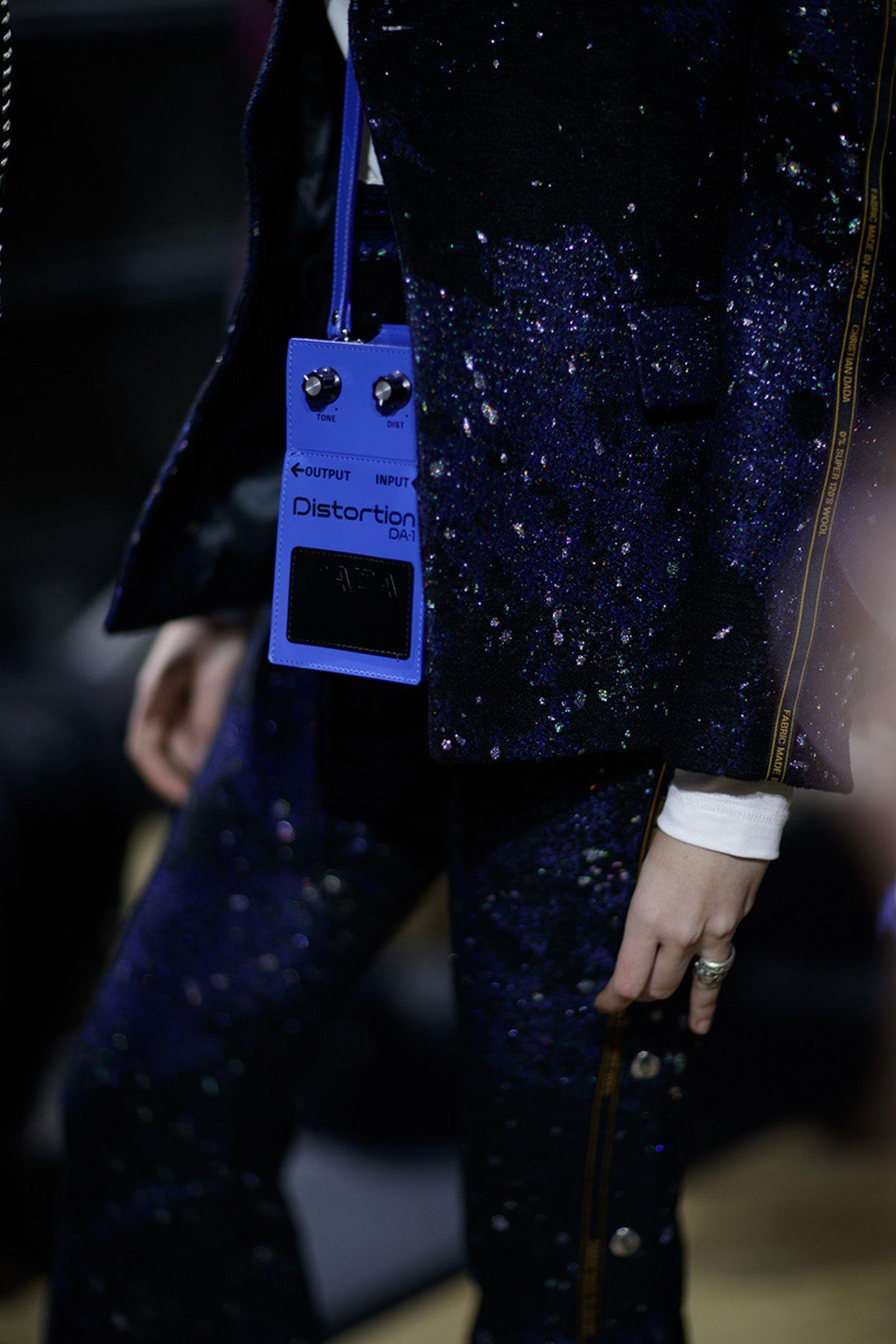 christian dada fw18 paris fashion week runway