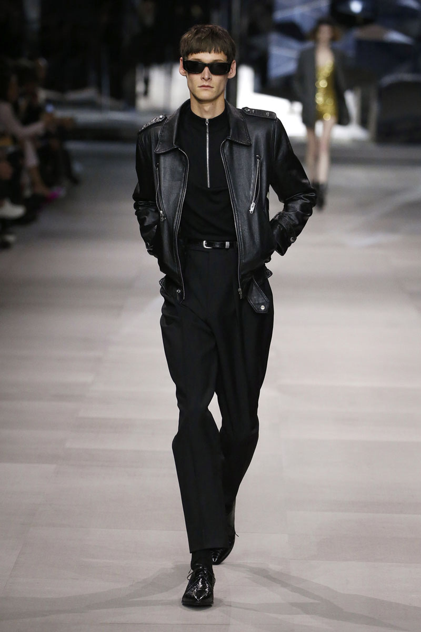 Celine : Runway Paris Fashion Week Womenswear Spring/Summer 2019 hedi slimane