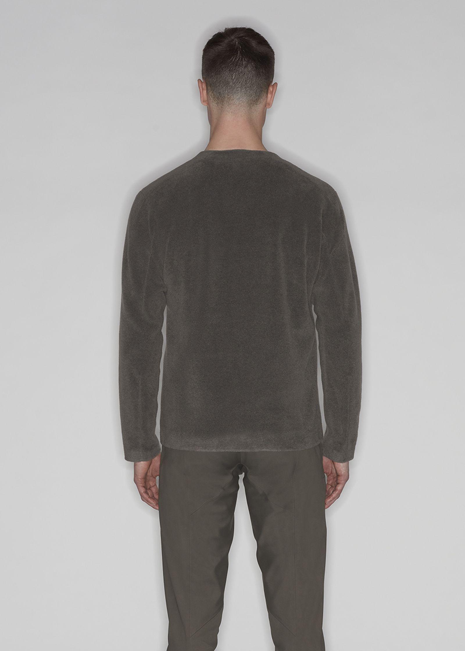 Veilance Dinitz Sweater green