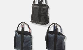 Original Fake Denim Tote Bags & Messenger Bags