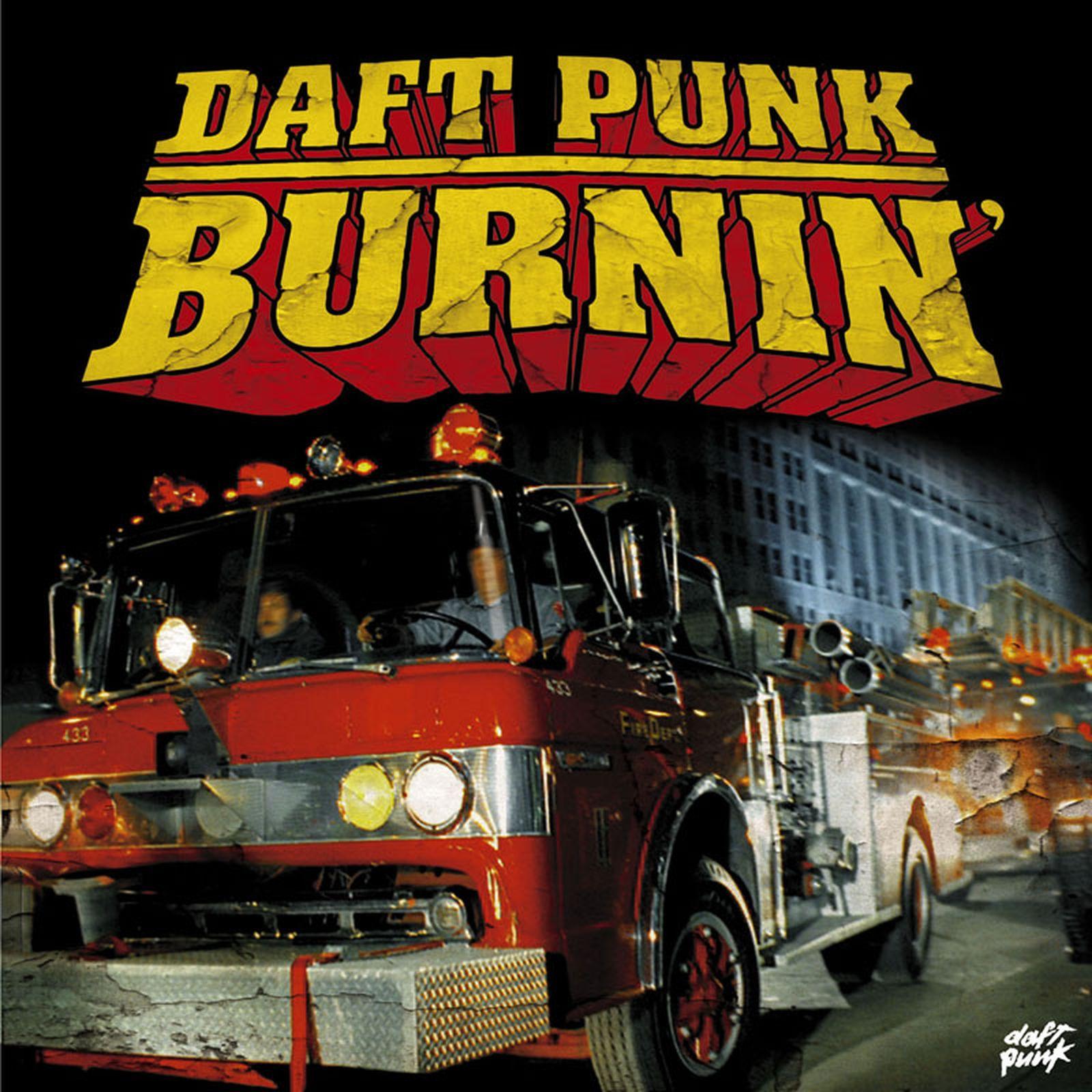 DAFT BURNIN COVER 01