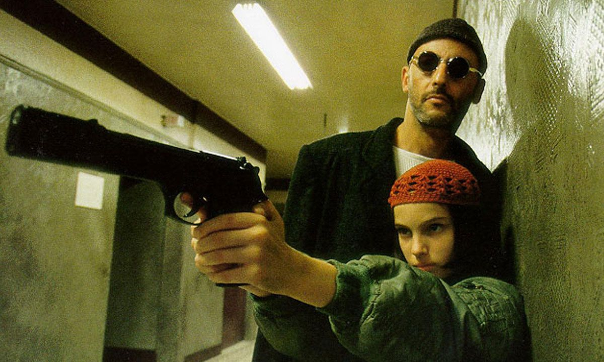 How to Nail Hitman Drip à la 'Léon: The Professional'