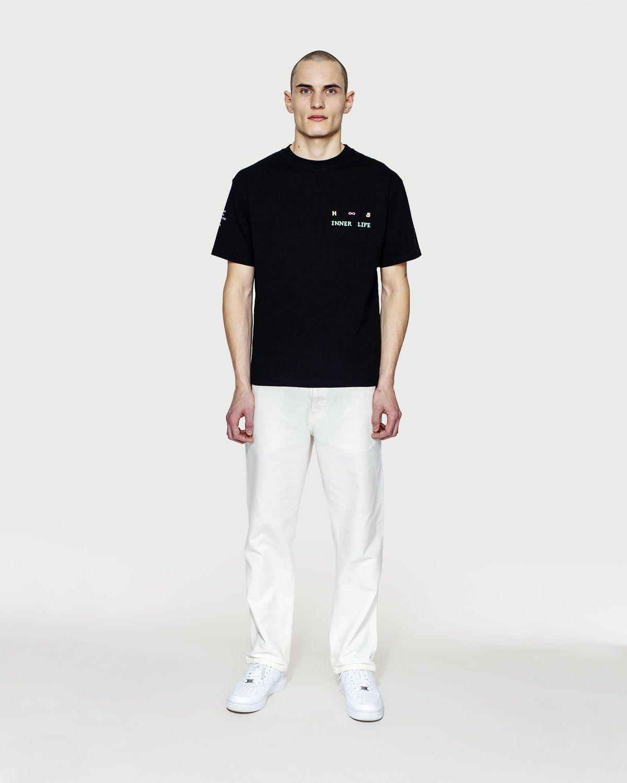 Highsnobiety — Inner Life T-Shirt Black - Image 2