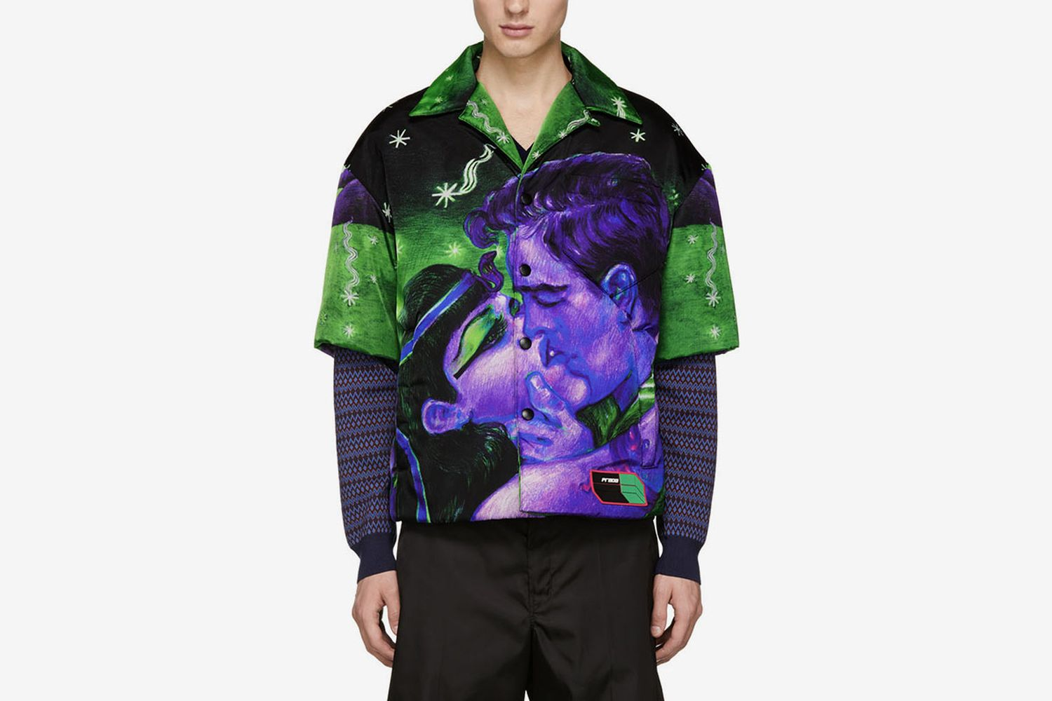 Lovers And Stars Jacket