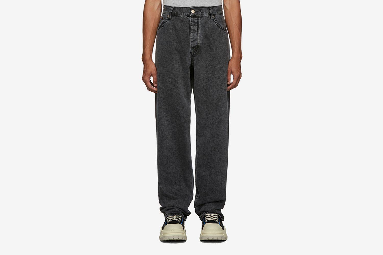 Stonewash Benz Jeans
